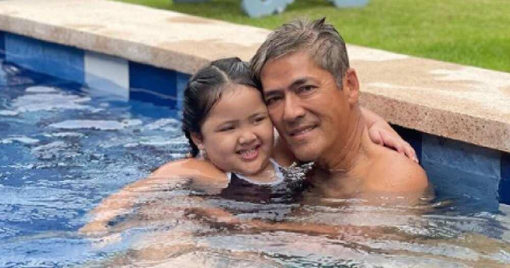Tali Sotto, sobrang daddy's girl kay Vic Sotto kahit sa pagtulog