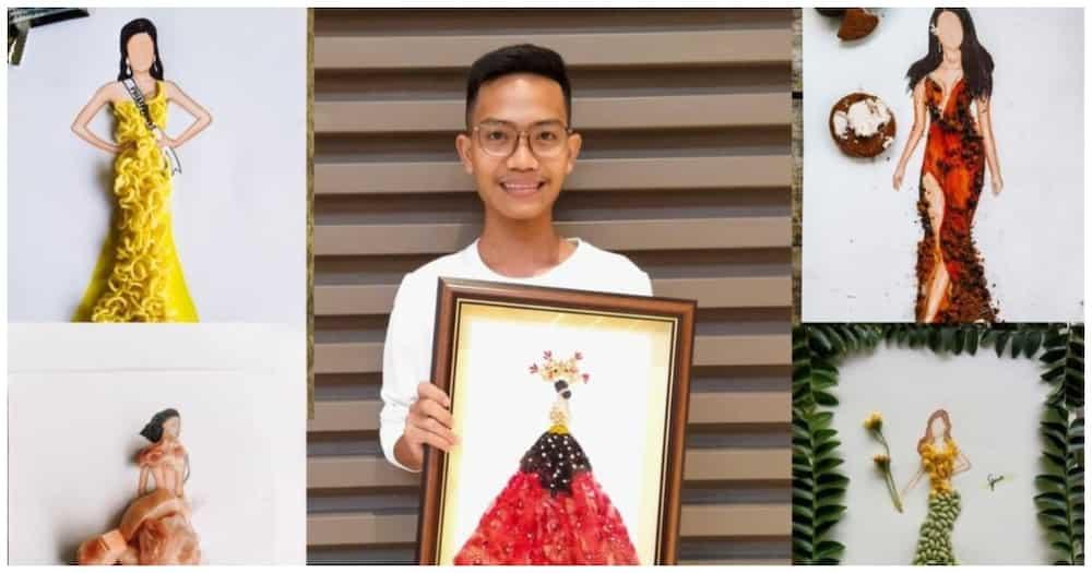 Senior HS na nagbenta ng artworks para maka-graduate, mabibigyan pa ng scholarship