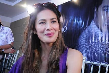 Angel Aquino finally expresses her side on intense kissing scene with Tony Labrusca