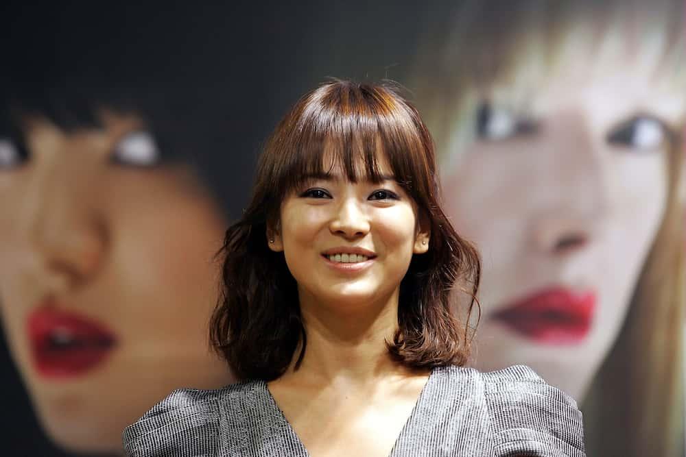 Song Hye Kyo latest news