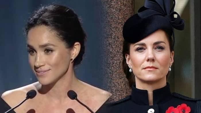 Meghan Markle, inilahad na pinaiyak siya ni Kate Middleton bago ikasal
