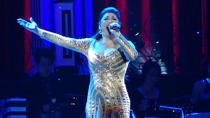 Regine receive backlash from netizens for her performance with the rest of her now ASAP family