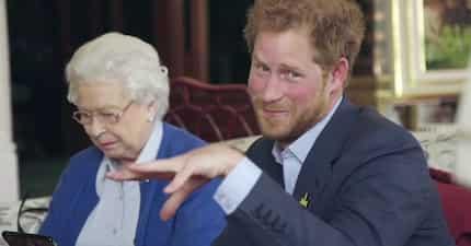 """Prince Harry, itinanghal na """"Most Popular Royal"""" sa England"""