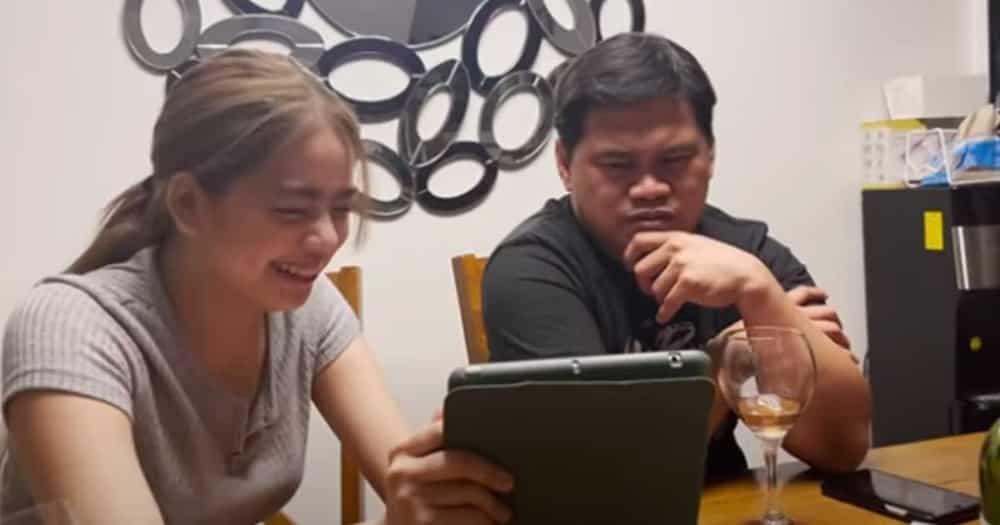 """""""Sobrang landi,"""" Ogie Diaz reacts to daughter Erin's TiktTok videos jokes"""
