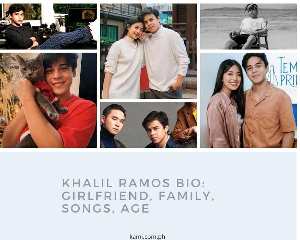 Khalil Ramos bio: girlfriend, family, songs, age