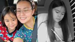 Iwa Moto, isang proud mommy, hangang-hanga sa kasipagan ng anak niyang si Mimi