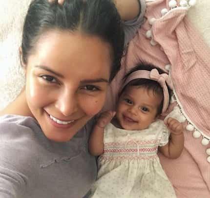 Sobrang cute talaga! Meet Jewel Mische's Mini-Me, Aislah Rose Kurzer