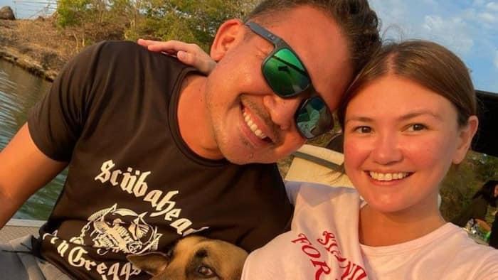 Angelica Panganiban pens heartfelt message to BF Gregg Homan on their anniversary