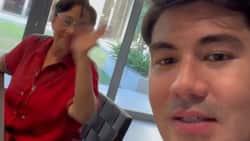 Luis Manzano invites his mother, Vilma Santos, to join his next vlog