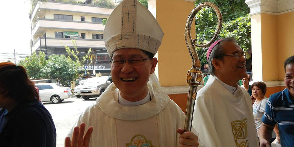 Cardinal Tagle tests positive for COVID-19 upon arrival in Manila