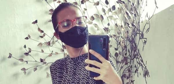 """Alessandra De Rossi, nagpasaring sa social media; """"You can't lie though your mask and faceshield"""""""