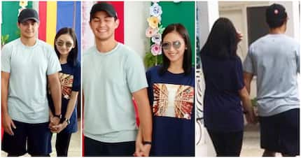 Sarah Geronimo at Matteo Guidicelli, sweet na sweet at hindi mapag hiwalay sa isang event