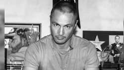 Derek Ramsay posts about removing some people from one's life to solve problems