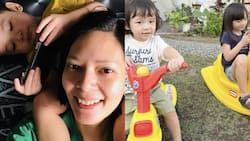 Chynna Ortaleza receives reassuring messages from netizens about her son Nukie