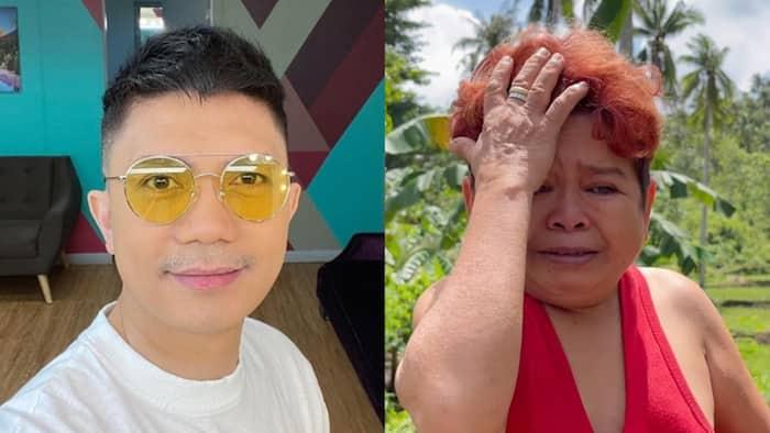 Ogie Diaz, ibinunyag sa vlog na hinahanap ni Vhong Navarro ang number ni Mura