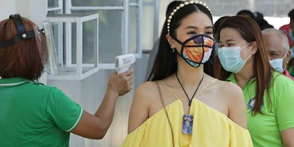 Heart Evangelista, personal na nag-donate sa iba't-ibang ospital na nangangailangan