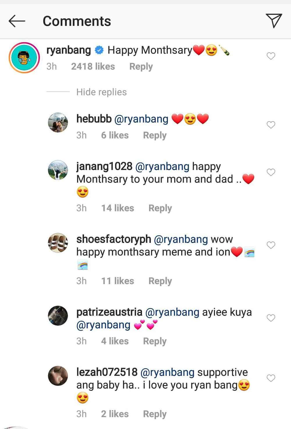 Boom buking! Ryan Bang greets Vice Ganda and Ion Perez on Instagram