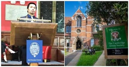 Manny Pacquiao talks about his experience in Oxford and now prepares for Cambridge