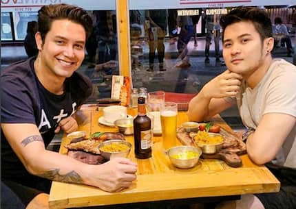 Paolo Ballesteros' comment hints his true status with rumored boyfriend