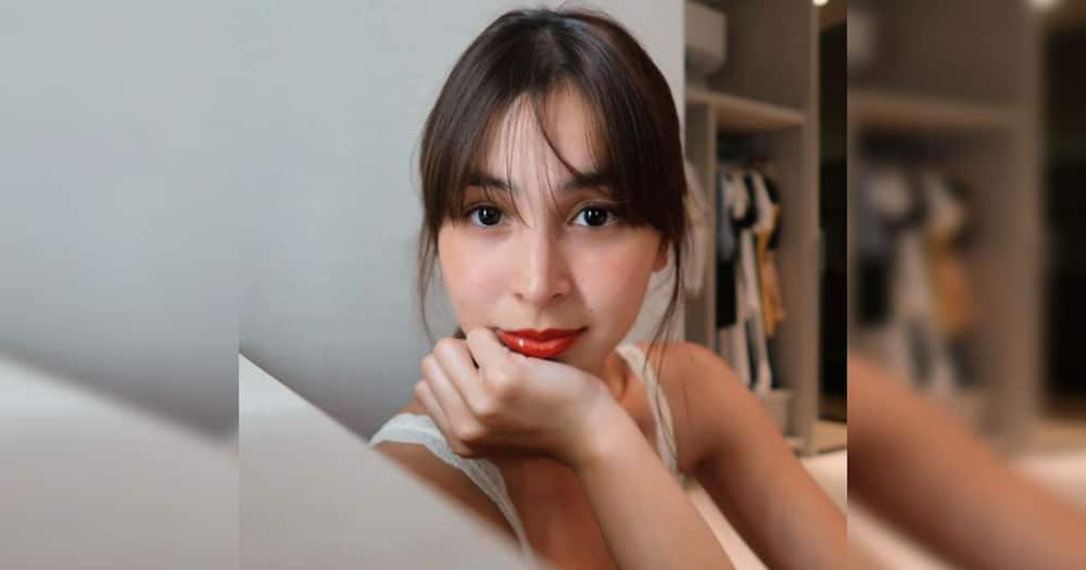Julia Barretto shows off her stunning collection of designer bags