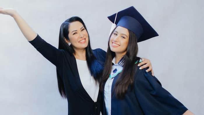 Ruffa Gutierrez celebrates her daughter, Lorin's graduation
