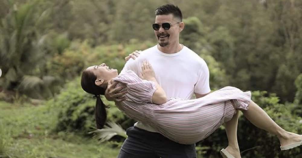 Dingdong Dantes & Marian Rivera's hilarious Valentine's Day dance goes viral