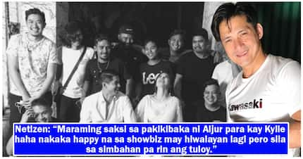 Robin Padilla expresses happiness for Kylie's upcoming wedding