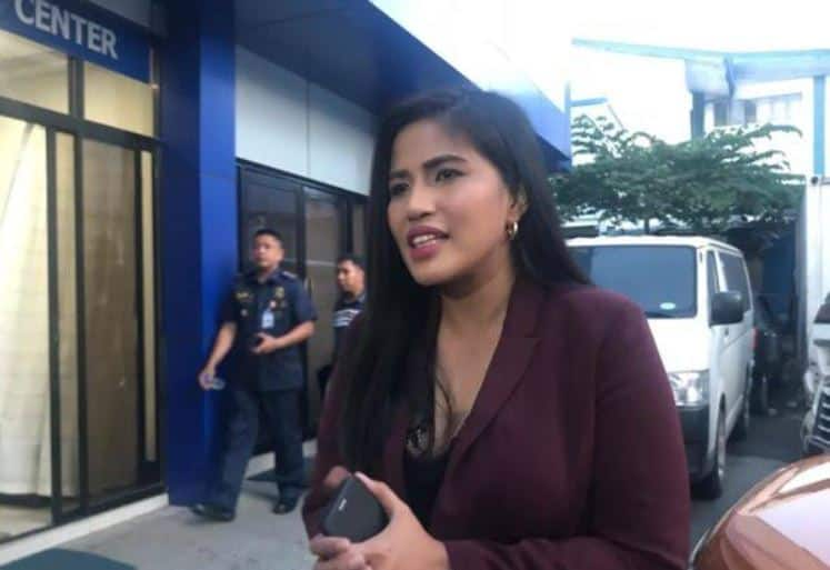 MMDA Spox Celine Pialago consults NBI on filing cases vs. bashers attacking her personal life