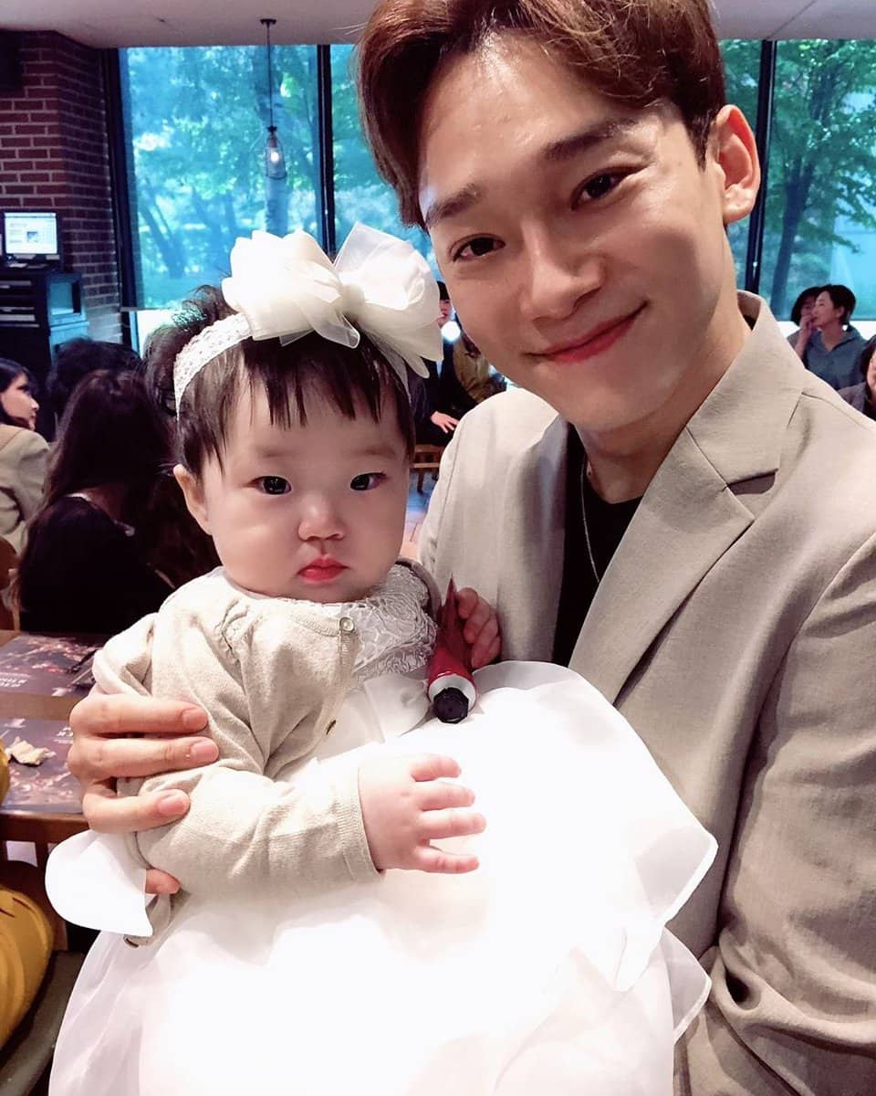 Chen Exo wife