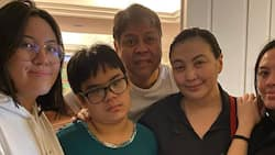 Frankie Pangilinan gets emotional over Sharon Cuneta's departure for US