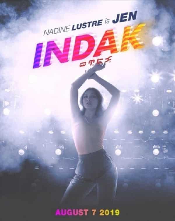 Nadine Lustre movies