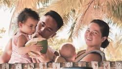Andi Eigenmann goes to Daku Island with Philmar Alipayo and their kids in viral vlog