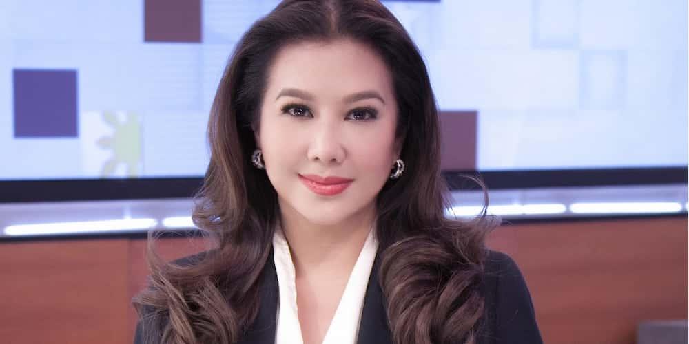 Korina Sanchez slams netizen who accused her of undergoing plastic surgery