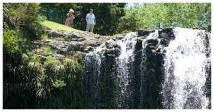Estudyanteng Pinoy sa New Zealand, nalunod sa Whangarei Falls
