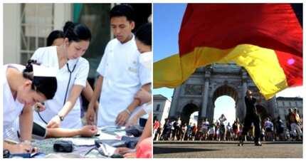 Magandang opportunity! Germany, nangangailangan ng 400 Pinoy nurse