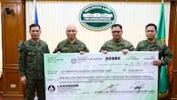 Army staff skip two meals to donate funds and build shelters for quake victims