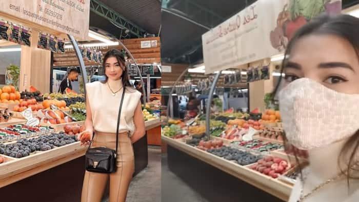 "Video of Rhian Ramos' ""pamamalengke"" in Paris goes viral"