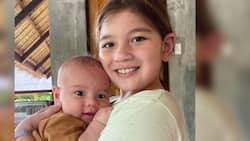 Ellie Eigenmann, umani ng papuri sa netizens dahil sa pagiging responsableng Ate sa mga kapatid