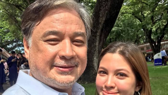 Jackie Lou Blanco and Ricky Davao's youngest child graduates from college
