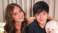 "Kathryn Bernardo on her relationship with Daniel Padilla: ""pareho kaming seloso't selosa"""