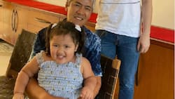 Vico Sotto gets reunited with father Vic Sotto after nine months