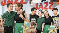 Jennylyn Mercado throws 'We Bare Bears'-themed birthday party for her son Jazz
