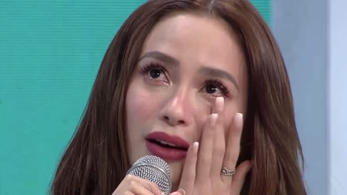 Arci Muñoz shares personal prayer about pain, grief and suffering