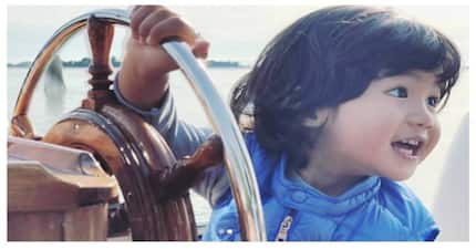 Jet setter baby at 2 years old! 6 Cutest travel adventure ni Seve Soriano